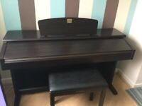 Clavinova CLP-120 Digital Piano - Yamaha (full size)