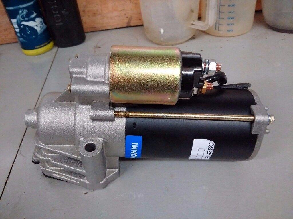Diesel Transit Starter motor.