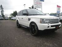 2007 Land Rover Range Rover Sport SUPERCHARGED/LOADED /NAV/ EXCE