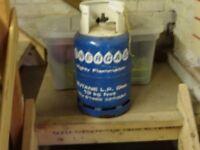 Full Butane Gas bottle