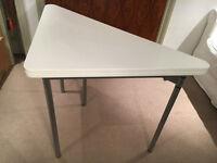 Folding dining table Ikea Lokka