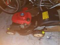 Lawnmower petrol