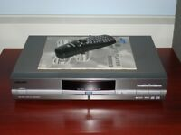 Samsung DVD Player with Remote & Manual