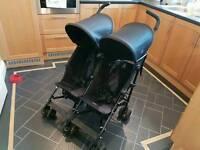 Mclaren double stroller