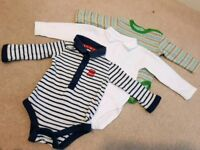 Baby Boy Clothes - from 1 month