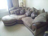 3 Seat Cuddle Sofa