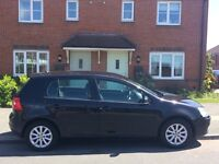 Volkswagen Golf - family owned w/ below average mileage. Very good condition & MOT until Mar 2018