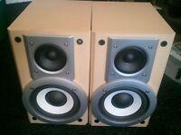 panassonic speakers