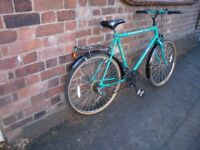 Heavy Duty Raleigh Asender Touring Bike looking like new