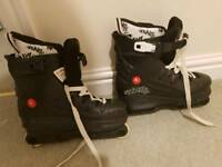 Airwalk aggressive in line skates size 7