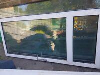 Upvc glass conservatory door