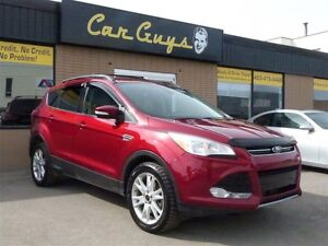 2013 Ford Escape SEL - Navi, BU Cam, Remote Start