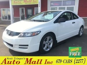 2011 Honda Civic Coupe/Alloys DX-G