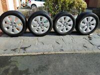 """Audi A3 16"""" Alloy wheels"""