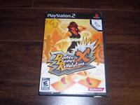 Dance Dance Revolution X - for Playstation 3