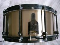 "Zildjian by Noble & Cooley cymbal bronze cast snare drum 14 x 6 1/2"" - Original model - 1998"