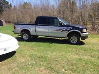 2001 ford f150 4wd