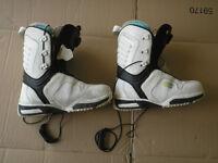 Salomon Pledge snowboard boots size 7.5