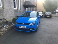 2015 (65) Volkswagen Polo 1.0 BlueMotion Tech SE (75ps) 3dr
