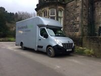 man and van full hire and reward removal insurance all uk and Europe 5 plus years on gumtree