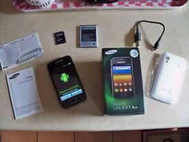 Samsung Galaxy Ace GT-S5830i unlocked smartphone (SOLD)