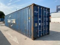 40ft High Cube Used Shipping Container