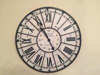 Next large wall clock