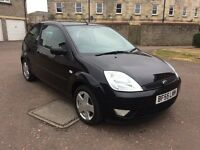 2005 FORD FIESTA 1.2 ZETEC, LOW MILES, TWO OWNERS, FULL HISTORY, NEW MOT.