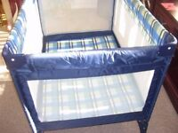 GRACCO PACK & PLAY TRAVEL COT