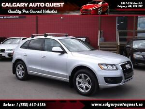 2009 Audi Q5 3.2 Premium QUATTRO AWD/LEATHER/PANO-ROOF