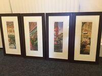 William Dobbie fine art prints - Glasgow city