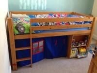 Mid Sleeper/Cabin Bed Great condition