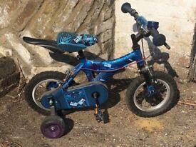 Raleigh Atom 12 inch child's bike