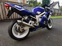 Yamaha, YZF, R6, 1996. (not cbr, gsxr)