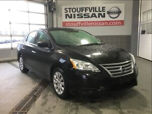 Nissan Sentra 1.8 s nissan certified rates from 1.9% 2014
