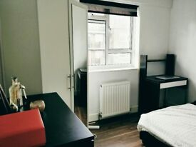 Cozy Small Double Room 20 min to Big Ben!