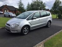 2010 FORD S-MAX 1.8 TDCI ZETEC 7 SEATER P/EX WELCOME