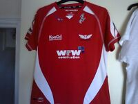 Scarlets Rugby top BARGAIN.........Reduced !