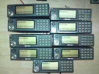 SMC 2520 MOBILE RADIOS 9 IN TOTAL
