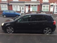 Vw Golf Gti Mk5 07reg 5dr Dsg auto paddle shift heated leathers bargain quick sale