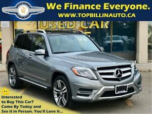 2015 Mercedes-Benz GLK-Class Navi, 360 Camera, Pano Roof, Power