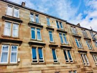 Large Double Room in Traditional Flat - Southside of Glasgow, Mount Florida near Shawlands, G42 9DQ