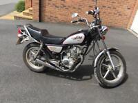 125cc huoniao custom lexmoto
