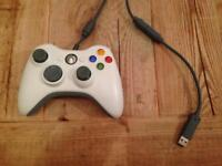 Official Microsoft Xbox 360 Controller for Windows PC