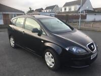 2007 Seat Altea XL 1.6 Reference 5dr *Perfect Family car*Full Service History 8 stamps*