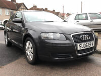 AUDI A3 Special Edition with Hands-free calls and full iPhone support and ext. mic