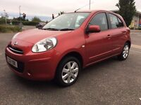 Nissa Micra 1.2 with very low mileage