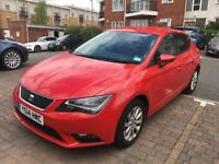 SEAT Leon 1.6L TDI CR SE (Tech Pack) 5dr