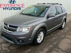 2013 Dodge Journey SXT/Crew SXT V6 EDITION WITH A VALUE PRICE! E