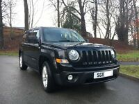 Fully loaded 2011 limited jeep patriot